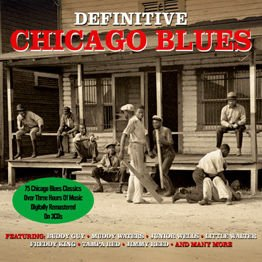 Definitive Chicago Blues (3 CD)
