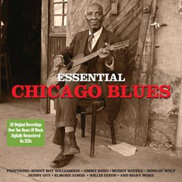Essential Chicago Blues (2 CD)