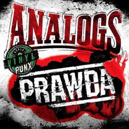 "Seria Vinyl Punx - The Analogs / Prawda Split 7"" (EP)"