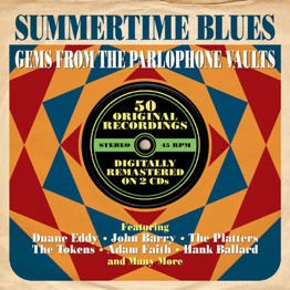 Summertime Blues (Gems From The Parlophone Vaults) (2 CD)