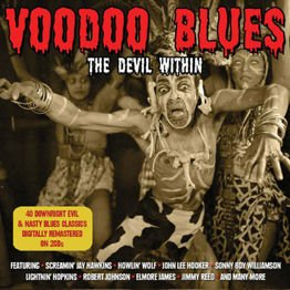 Voodoo Blues - The Devil Within (2 CD)