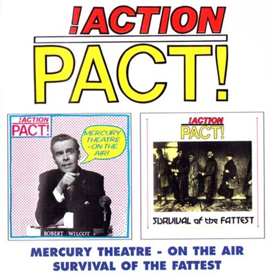 Mercury Theatre - On the Air! / Survival Of the Fattest