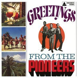 Greetings From The Pioneers (LP, czarny winyl)
