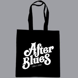 After Blues - Logo (czarna torba)