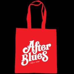 After Blues - Logo (czerwona torba)