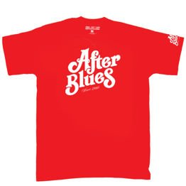 After Blues (logo - czerwona)