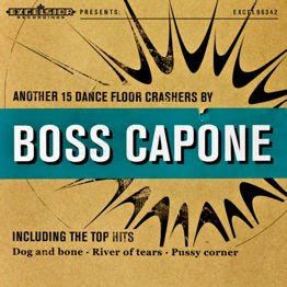Another 15 Dance Floor Crashers by Boss Capone (LP, czarny winyl)