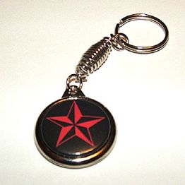 BR - 316 - Nautical Star (Red)