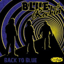 Back To Blue (LP, czarny winyl)