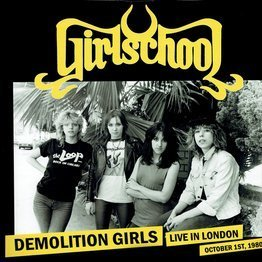 Demolition Girls: Live in London 1980 (LP, czarny winyl)