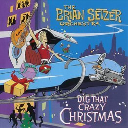 Dig That Crazy Christmas (LP, 180 g. kolorowy winyl + Download card)