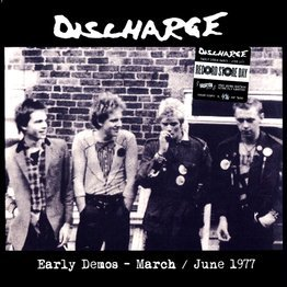 Early Demos - March/June 1977 (LP, czarny winyl)