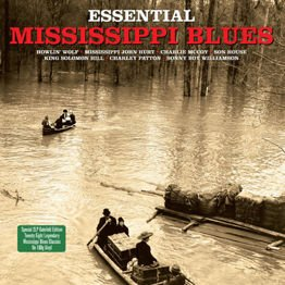 Essential Mississippi Blues (2 LP)