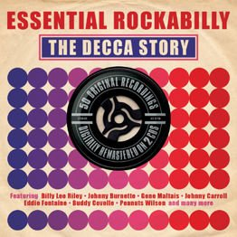 Essential Rockabilly - The Decca Story (2 CD)
