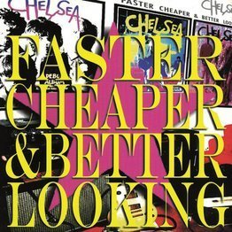 Faster, Cheaper And Better Looking (2 LP, biały winyl)