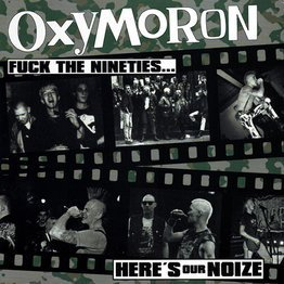 Fuck The 90's, Here's Our Noise (LP, czarny winyl)