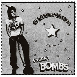 Glamstains Across Europe vol 3: Cherry Bombs (LP, czarny winyl)