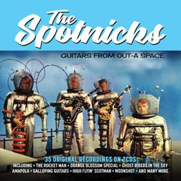 Guitars From Out-A Space (2 CD)