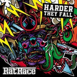 Harder They Fall (LP, czarny winyl)