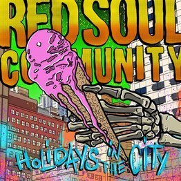 Holidays In the City (LP, czarny winyl)