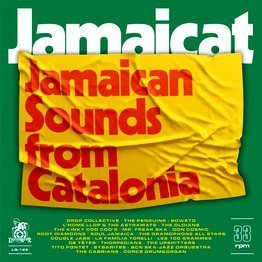 Jamaicat - Jamaican Sounds From Catalonia (2 LP, czarny winyl)