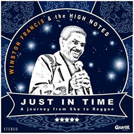 Just In Time - A Journey From Ska To Reggae (LP, czarny winyl + CD)