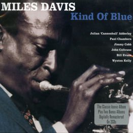 Kind Of Blue (plus 2 albums) (2 CD)