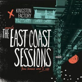 Kingston Factory presents The East Coast Sessions (LP, czarny winyl)