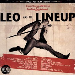 Leo & The Line Up (LP, czarny winyl + Downlad code)
