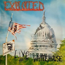 Live AT Whitehouse (LP, zielony winyl)