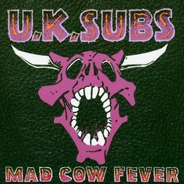 Mad Cow Fever (LP, purpurowy winyl)
