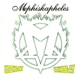 Might-Ay White-Ay (LP, czarny winyl)