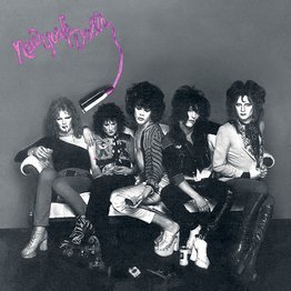 New York Dolls (LP, 180g, czarny winyl)