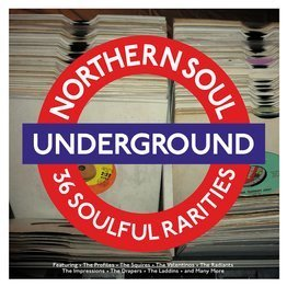 Northern Soul Underground (2 CD)