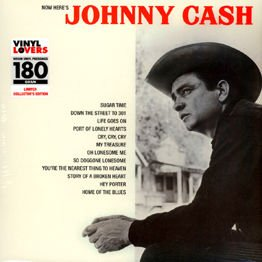 Now Here's Johnny (LP, czarny winyl, 180 g)