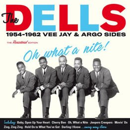 Oh What A Nite! 1954-1962 Vee Jay & Argo Sides