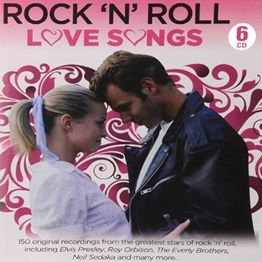 Rock'n'roll Love Songs (6 CD)