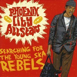 Searching For The Young Ska Rebels (LP, czarny winyl)