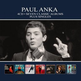 Seven Classic Albums Plus Singles (4 CD Remastered)