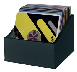 Skrzynka na LP (Record Box Advanced 110 Black)