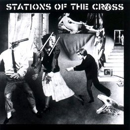 Stations Of The Crass (2 LP, czarny winyl)