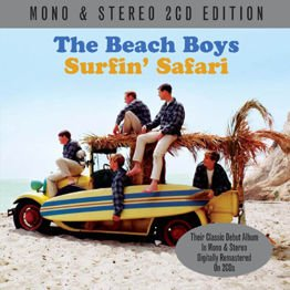 Surfin' Safari (2 CD - Mono & Stereo Collector's Edition)