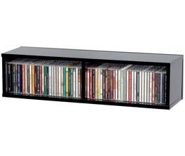 Szafka na CD (Record Box 90 black)
