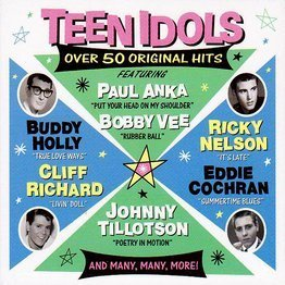 Teen Idols: Over 50 original Hits (2 CD)