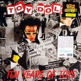 Ten Years Of Toys (LP, czarny winyl + Poster)