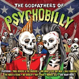 The Godfathers Of Psychobilly (2 CD)