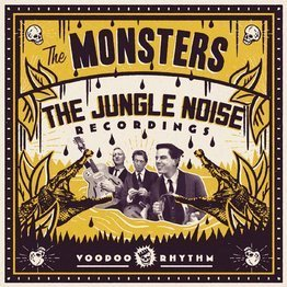 The Jungle Noise Recordings (LP, czarny winyl + CD)