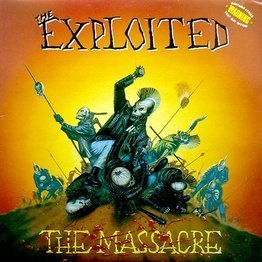 The Massacre (2 LP, czarny winyl)