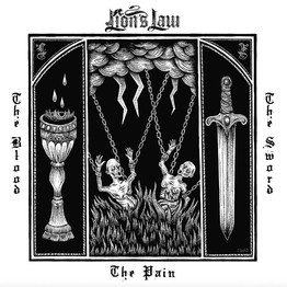 The Pain, The Blood And The Sword  (LP, czarny winyl)