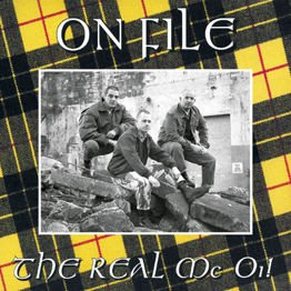 The Real Mc Oi! (LP, czarny winyl)